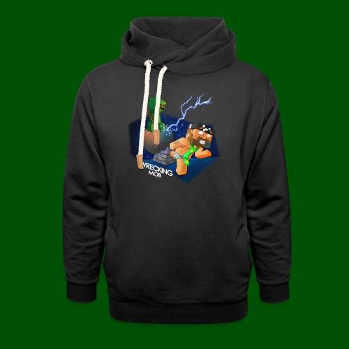Wrecking Mob Men's T-Shirt - Shawl Collar Hoodie