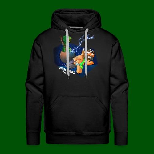 Wrecking Mob Men's T-Shirt - Men's Premium Hoodie