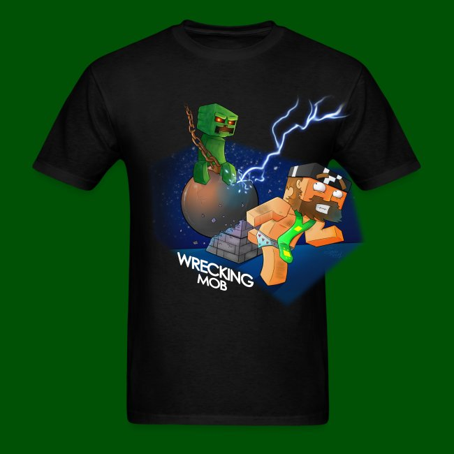 Wrecking Mob Men's T-Shirt
