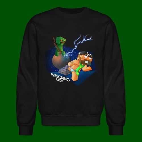 Wrecking Mob Men's T-Shirt - Crewneck Sweatshirt