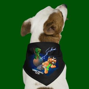 Wrecking Mob Men's T-Shirt - Dog Bandana