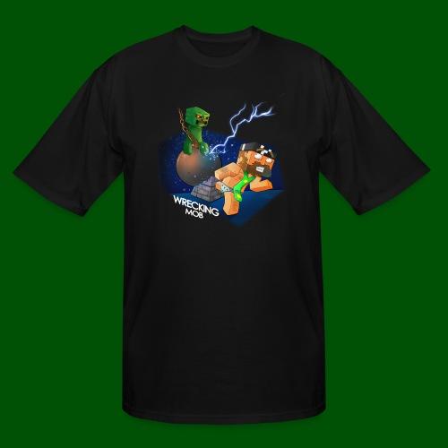 Wrecking Mob Men's T-Shirt - Men's Tall T-Shirt