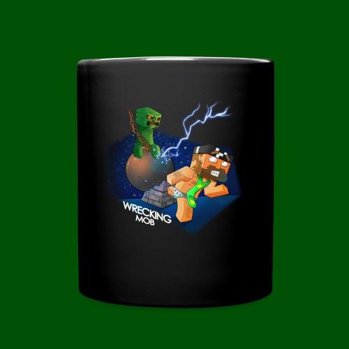 Wrecking Mob Men's T-Shirt - Full Color Mug
