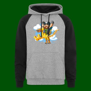 Alphonse and Me go Weeeeee! Men's T-Shirt - Colorblock Hoodie