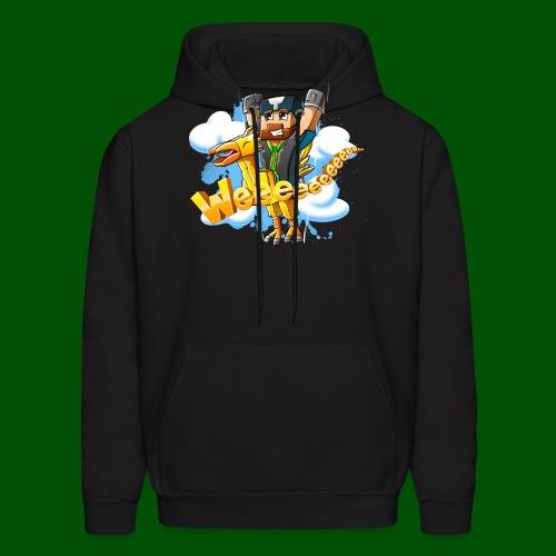Alphonse and Me go Weeeeee! Men's T-Shirt - Men's Hoodie