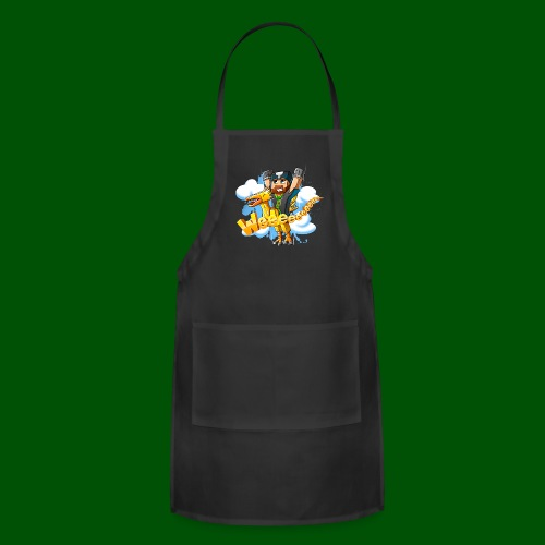 Alphonse and Me go Weeeeee! Men's T-Shirt - Adjustable Apron
