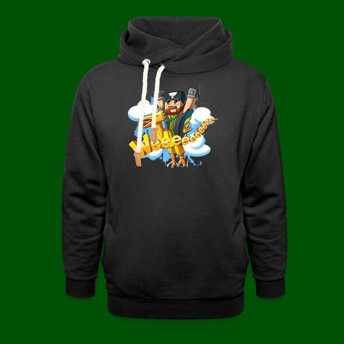 Alphonse and Me go Weeeeee! Men's T-Shirt - Shawl Collar Hoodie