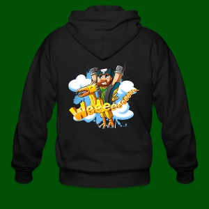 Alphonse and Me go Weeeeee! Men's T-Shirt - Men's Zip Hoodie