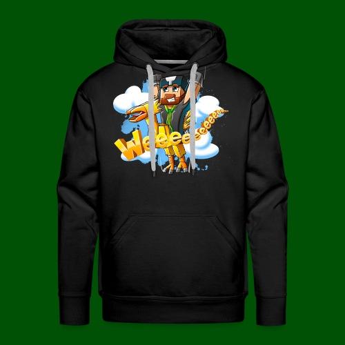 Alphonse and Me go Weeeeee! Men's T-Shirt - Men's Premium Hoodie