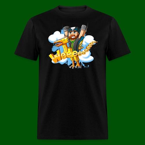 Alphonse and Me go Weeeeee! Men's T-Shirt - Men's T-Shirt