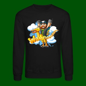 Alphonse and Me go Weeeeee! Men's T-Shirt - Crewneck Sweatshirt