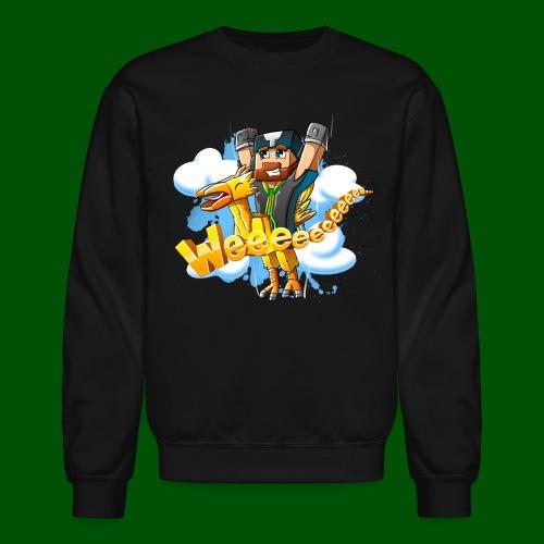 Alphonse and Me go Weeeeee! Men's T-Shirt - Crewneck Sweatshirt