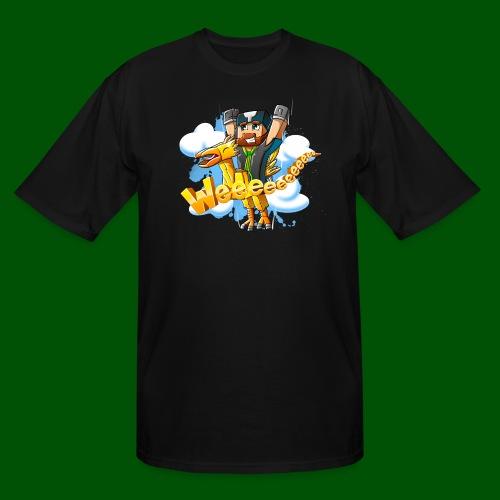 Alphonse and Me go Weeeeee! Men's T-Shirt - Men's Tall T-Shirt