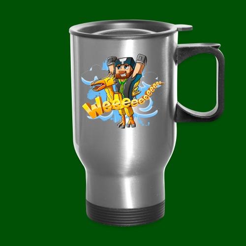 Alphonse and Me go Weeeeee! Men's T-Shirt - Travel Mug