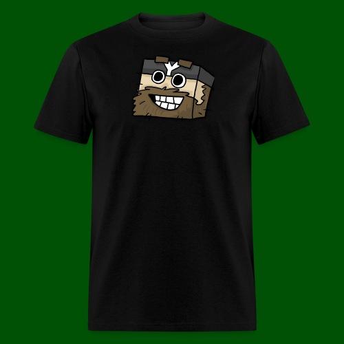 My Smilin' Mug Men's T-Shirt - Men's T-Shirt