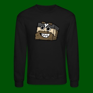 My Smilin' Mug Men's T-Shirt - Crewneck Sweatshirt