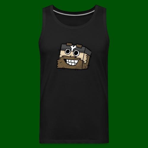 My Smilin' Mug Men's T-Shirt - Men's Premium Tank