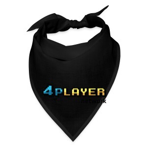 4PlayerNetwork Logo Women's T Shirt - Bandana