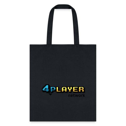 4PlayerNetwork Logo Women's T Shirt - Tote Bag
