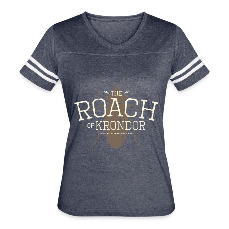 Roach of Krondor Women's T Shirt - Women's Vintage Sport T-Shirt