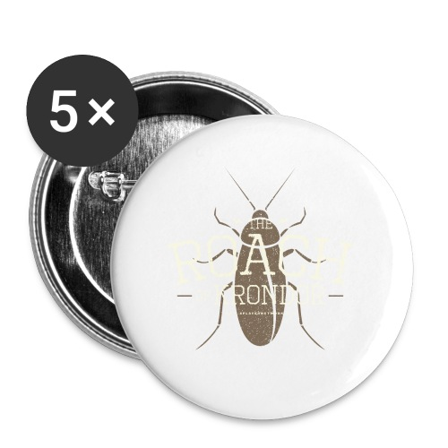 Roach of Krondor Women's T Shirt - Large Buttons