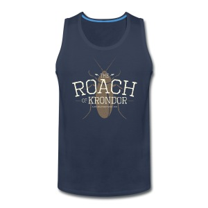 Roach of Krondor Women's T Shirt - Men's Premium Tank