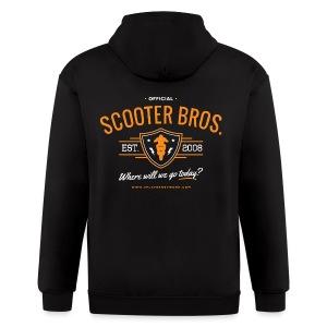 Scooter Bros Women's T Shirt - Men's Zip Hoodie