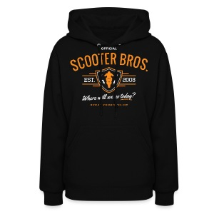 Scooter Bros Women's T Shirt - Women's Hoodie