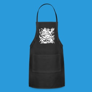 Women's Awesome designed Hoodie  - Adjustable Apron