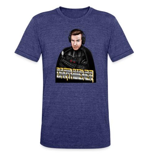 Darthwiener T-Shirt - Unisex Tri-Blend T-Shirt