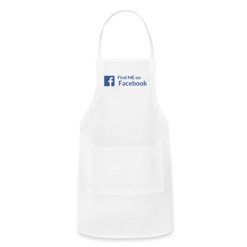 Find Me on Facebook - Adjustable Apron