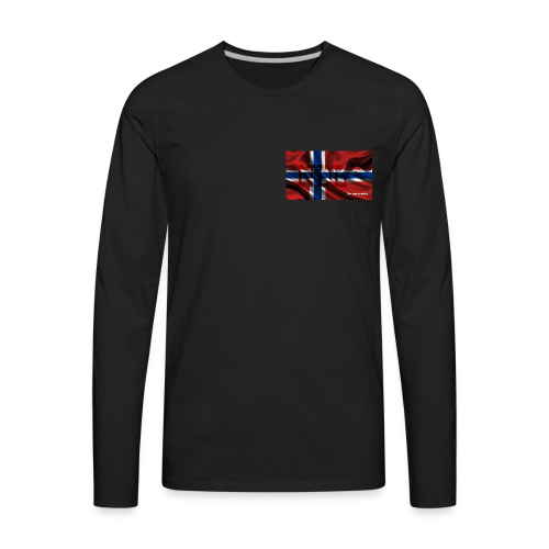 NDL Hoodie - Men's Premium Long Sleeve T-Shirt