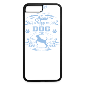 Home_Dog - iPhone 7 Plus/8 Plus Rubber Case