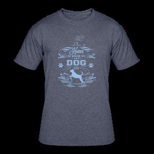 Home_Dog - Men's 50/50 T-Shirt