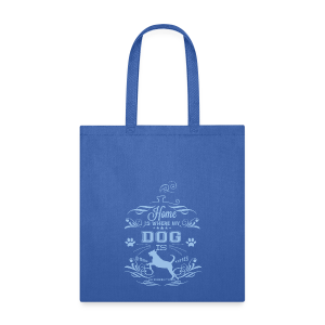 Home_Dog - Tote Bag