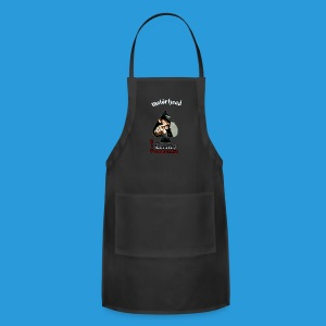 Women's RIP Lemmy Kilmister Hoodie - Adjustable Apron