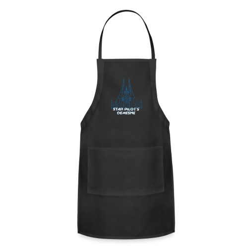 Star Pilot's Demesne Title Tee - Adjustable Apron