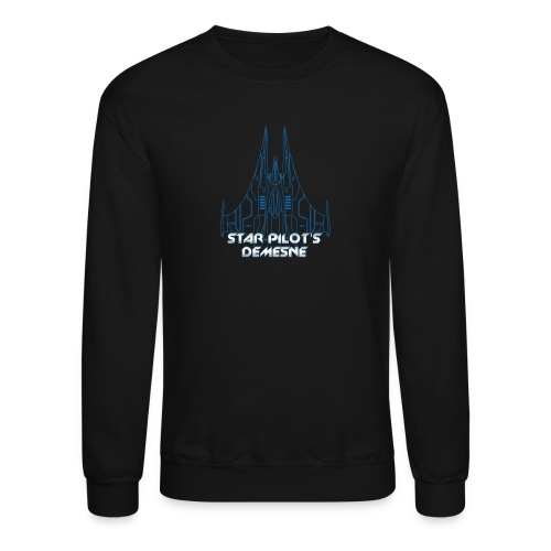 Star Pilot's Demesne Title Tee - Crewneck Sweatshirt