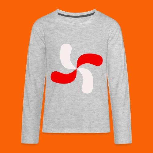 Elesi - Kids' Premium Long Sleeve T-Shirt