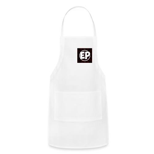 Ewick Plays Logo Small T-Shirt White - Adjustable Apron