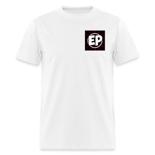 Ewick Plays Logo Small T-Shirt White - Men's T-Shirt