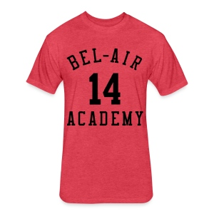 Fresh Prince: Bel-Air Academy Basketball - Fitted Cotton/Poly T-Shirt by Next Level