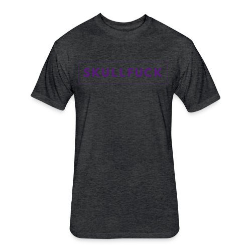 Fitted Cotton/Poly T-Shirt by Next Level
