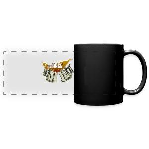 beveRAGE MUG! - Full Color Panoramic Mug