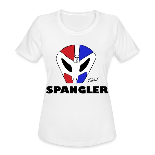 Spangler Men's T-shirt - Women's Moisture Wicking Performance T-Shirt