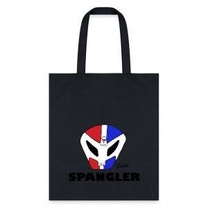 Spangler Men's T-shirt - Tote Bag