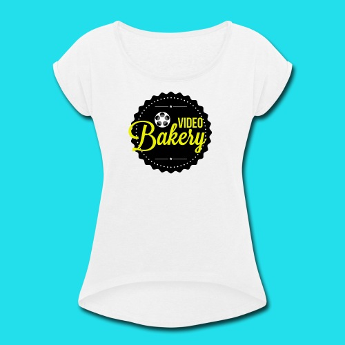 VB Women's Tee - Women's Roll Cuff T-Shirt