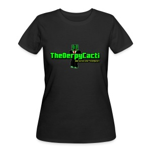 TheDerpyCacti Womens T-Shirt - Women's 50/50 T-Shirt