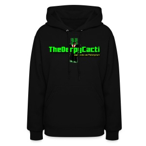 TheDerpyCacti Womens T-Shirt - Women's Hoodie
