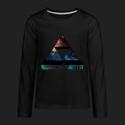 Playera SeniorTarta - Kids' Premium Long Sleeve T-Shirt